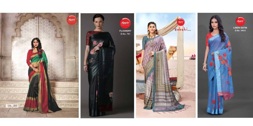 Print and Silk Sarees Manufacturers In India