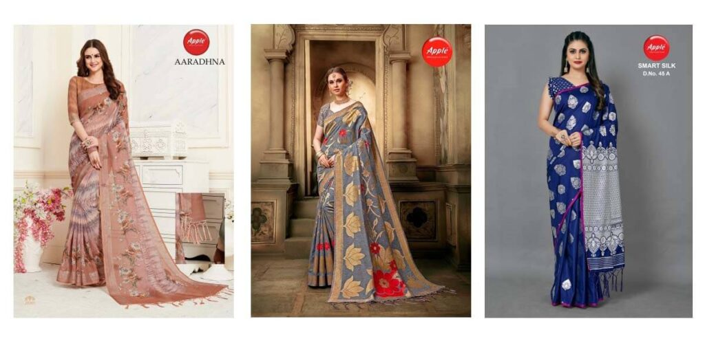 Sarees Manufacturers In India