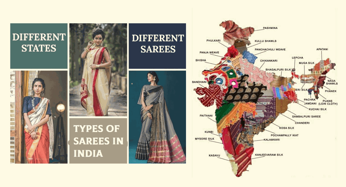 This Week's Top Stories About Types Of Sarees In India 2021